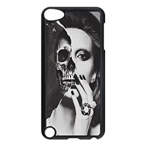 MENGYANX Phone case - Custom Sugar Skull Art Proctive Case Protective Case FOR Ipod Touch 5 CASE-1