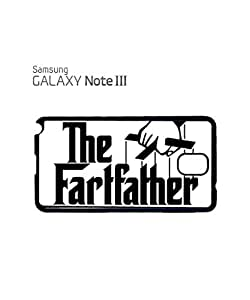 The Fart Father Mobile Cell Phone Case Samsung Note 3 Black