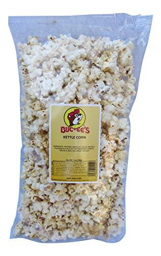 Buc-ee's Gourmet Sweet & Salty Kettle Corn Popcorn, One 7 Ounce Bag