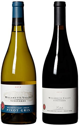 Willamette Valley Vinyards Red and White Mixed