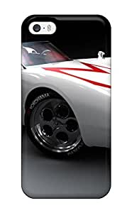 Protection Case For Iphone 5/5s / Case Cover For Iphone(speed Racer Mach 5 Car)