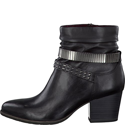Tamaris1-1-25335-27/001 - botas clásicas Mujer negro