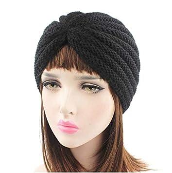 Amazon.com  FelixStore Women Winter Hats India Hats caps Turban caps Dome caps  Women Beanies Hats Fashion Women Knitted Warm Hats  Kitchen   Dining e66ac9702a