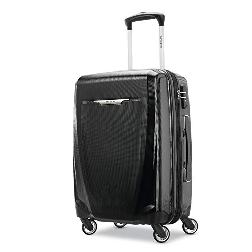 (Samsonite Carry-On, Black)