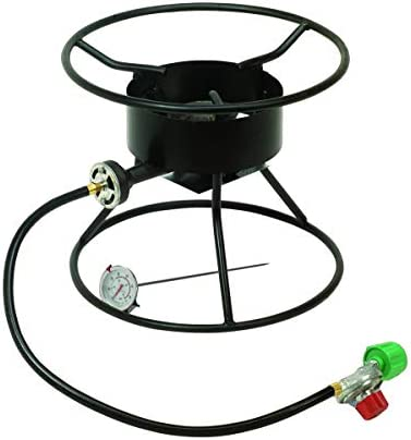 King Kooker 86PKT 12-Inch High Pressure Portable Propane Outdoor Cooker