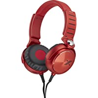 Sony MDRX05/BR Simon Cowell X Headphone (Black/Red)