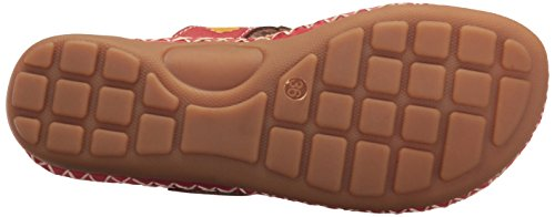 L'Artiste by Spring Step Women's Berry-Rd Slide Sandal Red aonzPiJaPH