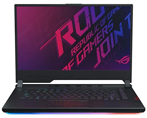 "XPC ASUS ROG Strix Hero III G531GW Gamer Notebook EVO (Intel 9th Gen i7-9750H, 32GB RAM, 2TB NVMe SSD, NVIDIA RTX 2070 8GB, 15.6"" Full HD 144Hz 3ms, Windows 10 Pro) VR Ready Gaming Laptop"