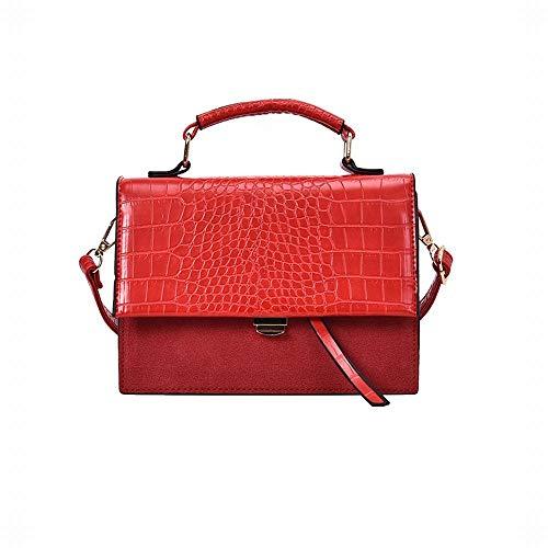 Red Yy3 Portable Épaule Mode Pour Sac Simple Brown Sacs Femmes En Bandoulière color Les À Jessiekervin pZRq1xx