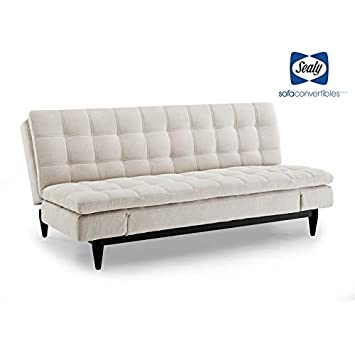 Awe Inspiring Amazon Com Sealy Montreal Transitional Convertible Sofa Andrewgaddart Wooden Chair Designs For Living Room Andrewgaddartcom