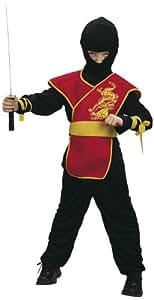 Boland - Disfraz de guerrero ninja para niño, talla M (870086895)