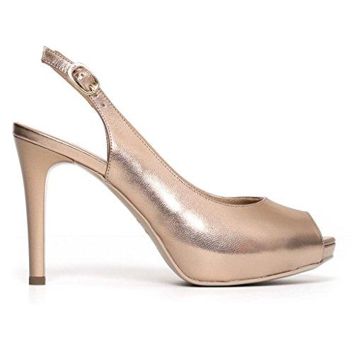 Sandalo Altas Nero Mujer Zapatillas Giardini nztqI