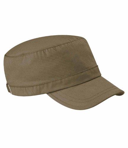 Beechfield algodón nbsp;– nbsp;9 nbsp;colores Classic 100 caqui Army Cap UInqw7fxUS