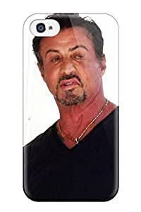 Elliot D. Stewart's Shop Best Iphone 4/4s Cover Case - Eco-friendly Packaging(sylvester Stallone)
