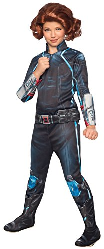 Black Widow Avengers Age Of Ultron Costumes - Rubie's Costume Avengers 2 Age of