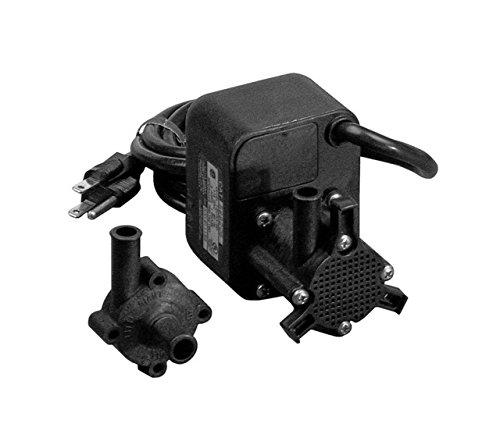 Magnetic Drive Pressure Pump - Little Giant 588205, 1-EUAA-MD 1/200 hp 150 gph Encapsulated Motor Magnetic Drive Pump, 2 pcs