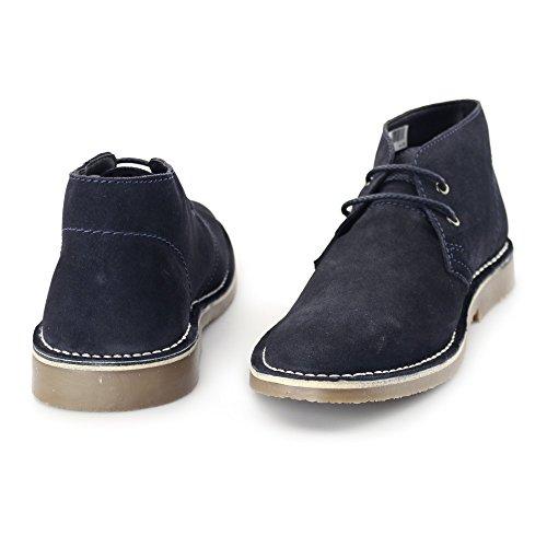 Roamer  M056BS,  Herren Desert Boots Dunkelblau