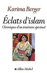Eclats d'Islam : Chroniques d'un itinéraire spirituel