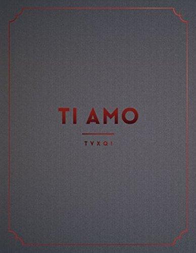 DVD : Tohoshinki - Ti Amo TVXQ! (Asia - Import, NTSC Format)