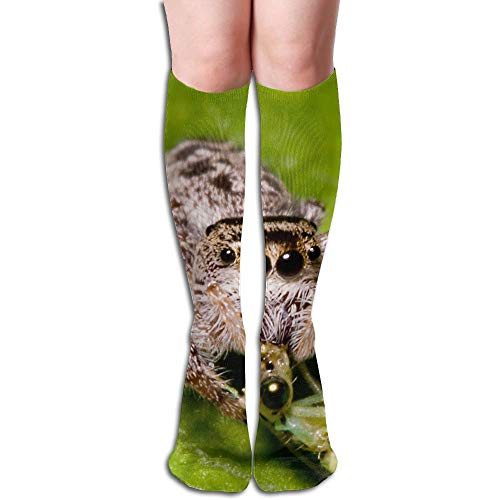 Curitis Tube High Keen Sock Boots Crew Jumping Spider Compression Socks Long Sport Stockings