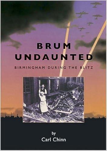 Brum Undaunted: Birmingham During the Blitz