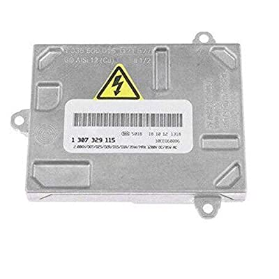 Part# 1307329115 Xenon HID Headlight Ballast Control Unit Module For Cadillac DTS A4 S4 Saab 9-7x Volvo- Replace Part Number 307 329 098: Automotive