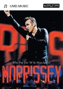 Who Put the 'M' in Manchester? [UMD for PSP]