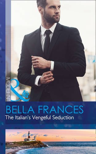 book cover of The Italian\'s Vengeful Seduction
