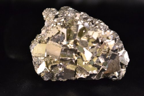 Pyrite Cube Cluster Grade A, Healing Stones, Metaphysical Healing, Chakra (Harmony Glass Clusters)