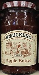 Smuckers Fruit Butter Apple Cider