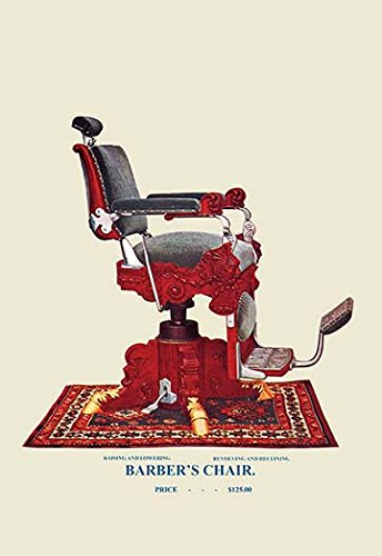 Buyenlarge-0-587-04531-0-P1827-Hydraulic-Barbers-Chair-97-Paper-Poster-18-x-27