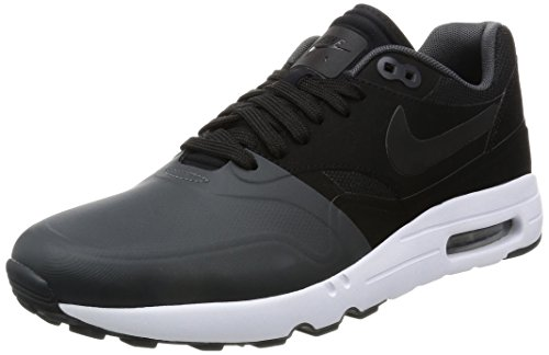 Nike Air Max 1 Ultra 2.0 Se, Zapatillas para Hombre Negro (Anthracite/black/black/white)
