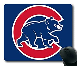Chicago Cubs Rectangle Non-Slip Mousepad