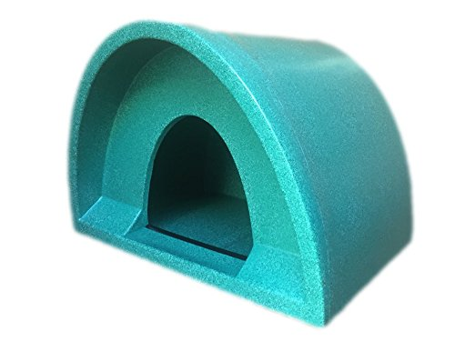 Cosy Cages Outdoor Cat Kennel/Shelter Green Multi Cosy Cages Ltd