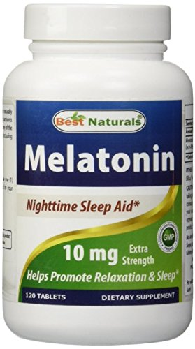 #1 Melatonin Fast Dissolved for early effectiveness — All Naturals Sleep Aid Supplement — Manufactured in a USA Based GMP Certified Facility and Third Party Tested for Purity. Guaranteed!!