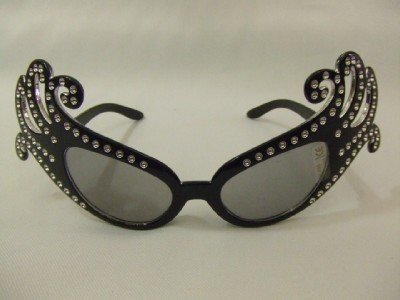 Edna Glasses ~ Black frames ~ Dame ~ Panto ~ Drag by Palmers (Dame Edna Costumes)