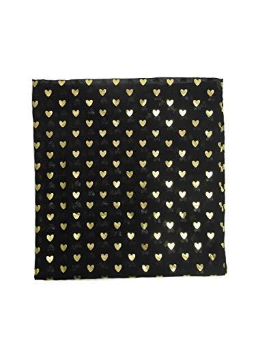 Accessu estrellas para Bufanda Bufanda de Impreso mujer Loop Logotipo Imitaci IFwPvrxIq