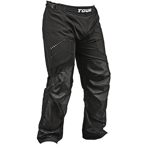 Tour Hockey HPA54BK-M Adult Spartan XTR Hockey Pants, Medium, -