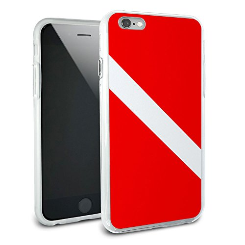 Diving Flag Protective Hybrid Rubber