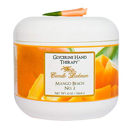 - Camille Beckman Glycerin Hand Therapy, Mango Beach No. 2, 8 Ounce