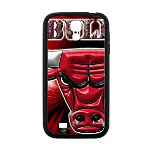 chicago bulls Phone Case for Samsung Galaxy S4 Case