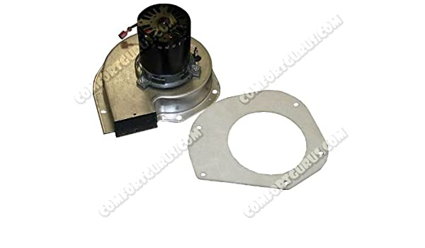 Protech 70-102691-01 Induced Draft Blower with Gasket