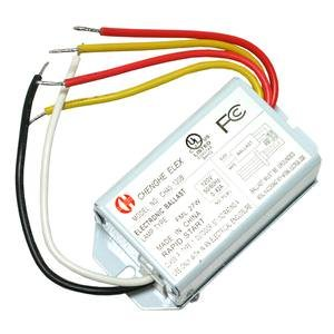 Electronic Ballast Compact (Chenghe Elex 40270 - CH40-120B-FML27 Compact Fluorescent Ballast)