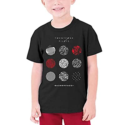 21 Blurryface Pilots O-Neck,Twenty-one Theme Fashion Teenagers, Boys and Girls T-Shirts