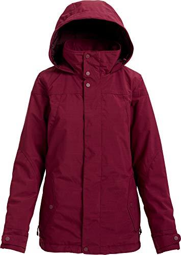 (Burton Women's Jet Set Jacket, Port Royal Heather W19, Small)