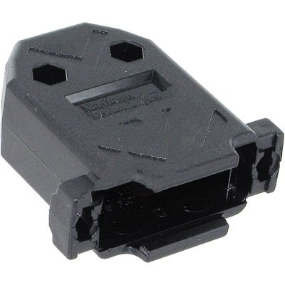 Hood; D-Sub; 15Pos; StraightExit; CPPSeries; Thermoplastic; 10.10mmCblDia Northern Technologies C88E311004