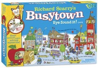 Richard Scarry Busy Town by The Wonder Forge