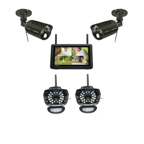 Uniden UDR777HD + UDRC58HD (2) Camera - Digital Wireless Video Surveillance System