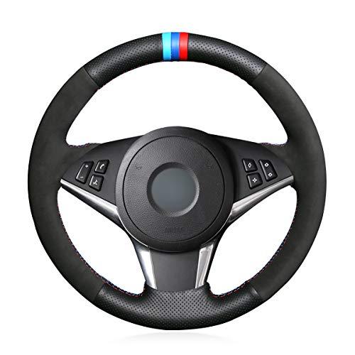 2005 bmw steering wheel cover - 5