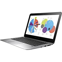 HP EliteBook Folio P0B88UT#ABA 12.5 Laptop (Silver)